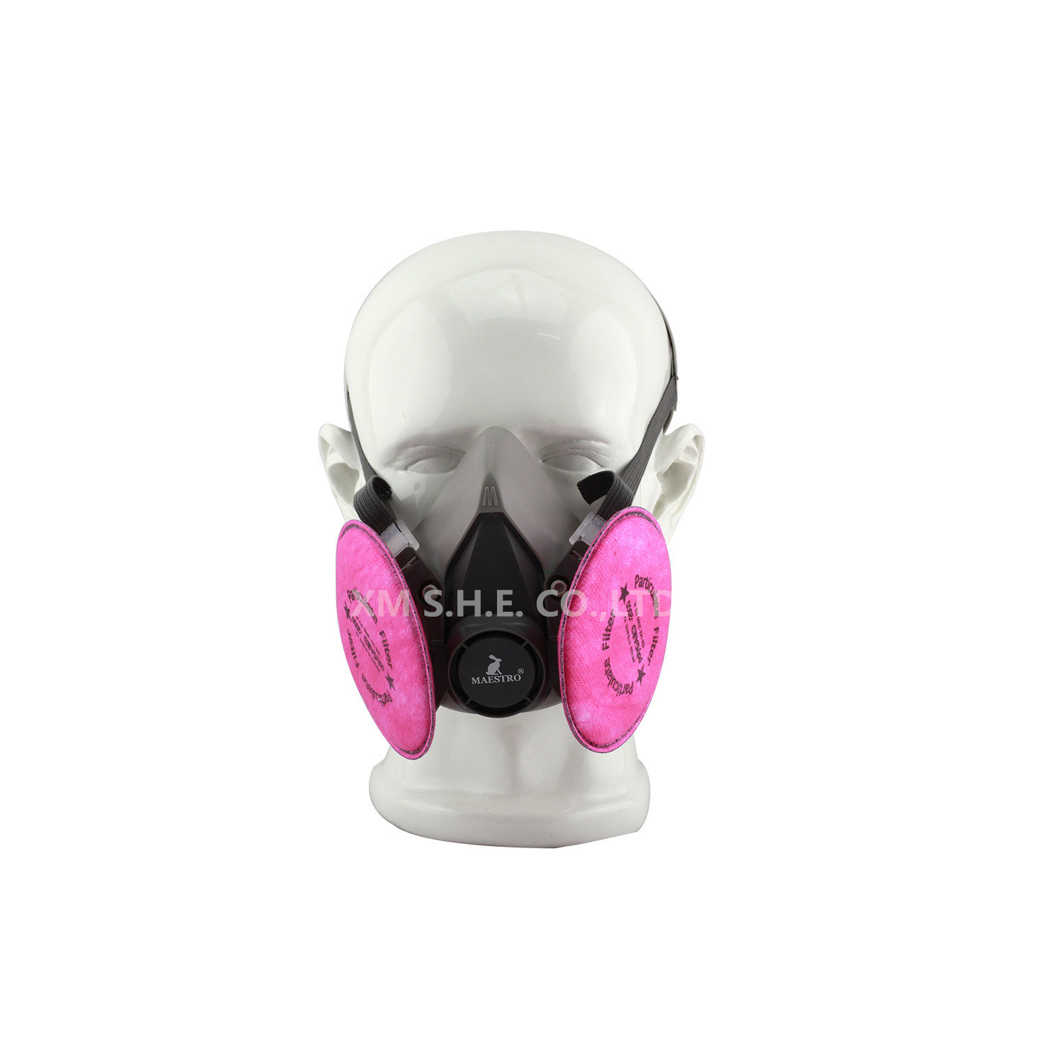 Half Facepiece Reusable Respirator Face Mask (Maestro6200)