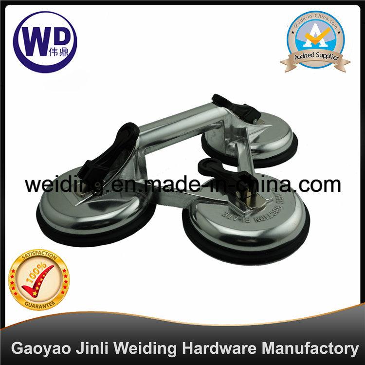 Aluminum Die-Cast Suction Lifter Suction Cups Wt-3808