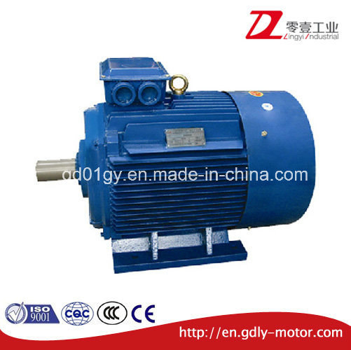 Variable Pole Multi-Speed Three Phase Asynchronous Motor