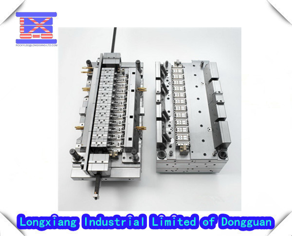 Rapid Prototype/Plastic Injecction Molding/ Moulding/Mold/Mould From China