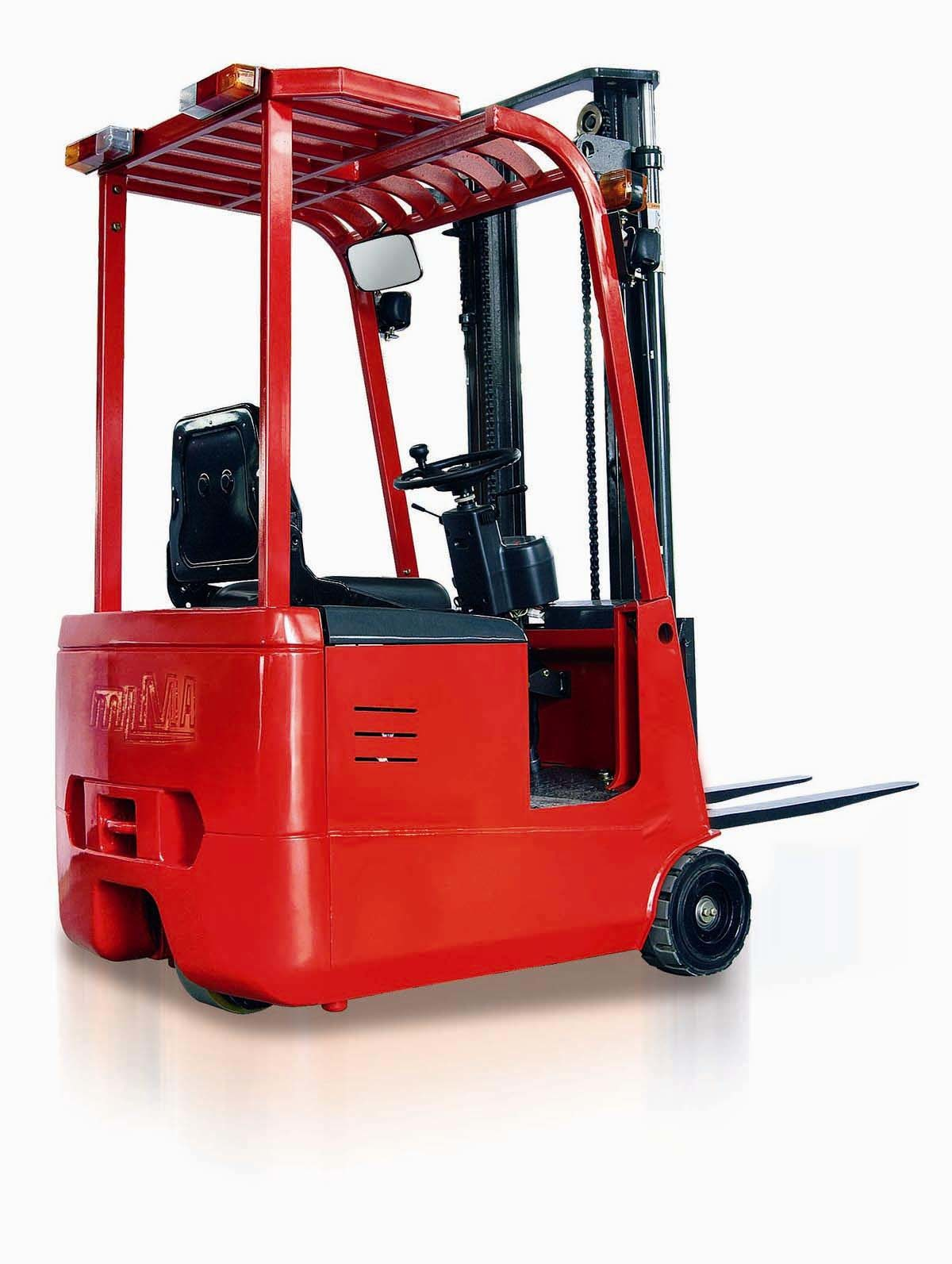 China mini electric forklift with small size and gig Motorized forklift