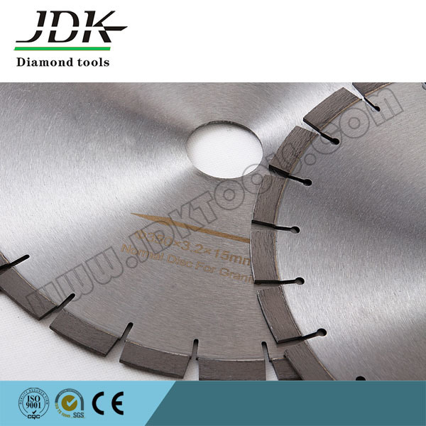Super Quality Diamond Saw Blade for Granite Cutting