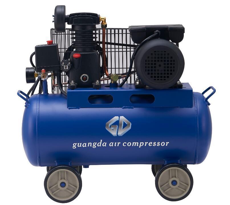1HP 0.75kw 50L Piston Air Compressor (Z-0.036/8)