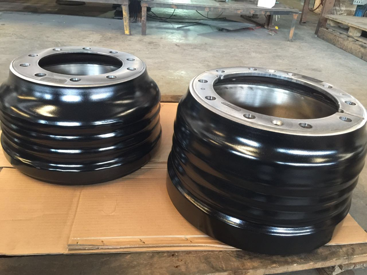 Dual Layer Technology Aoe Brake Drum