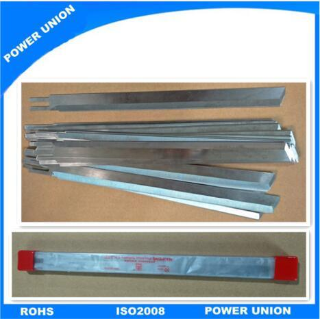 Steel Blades for Cutting Fabric Cloth in Sewing Machines
