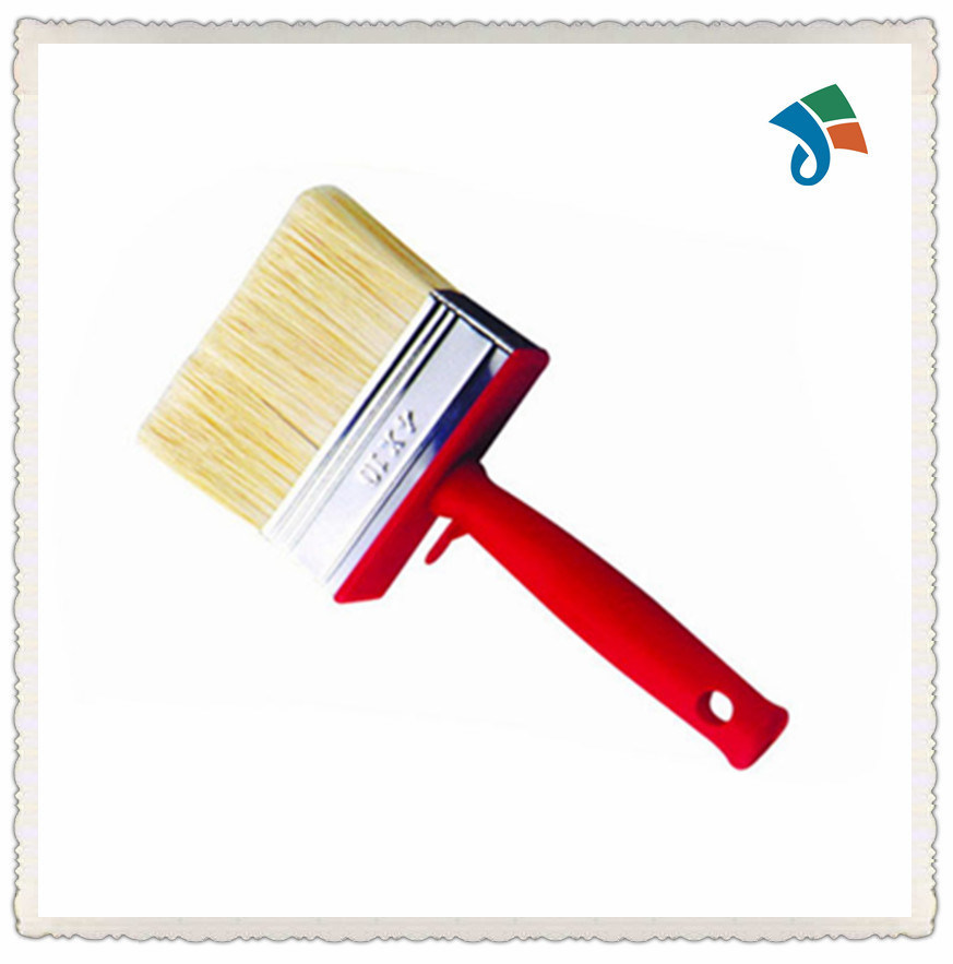 Plastic Handle Natural Bristle Ceiling Brush