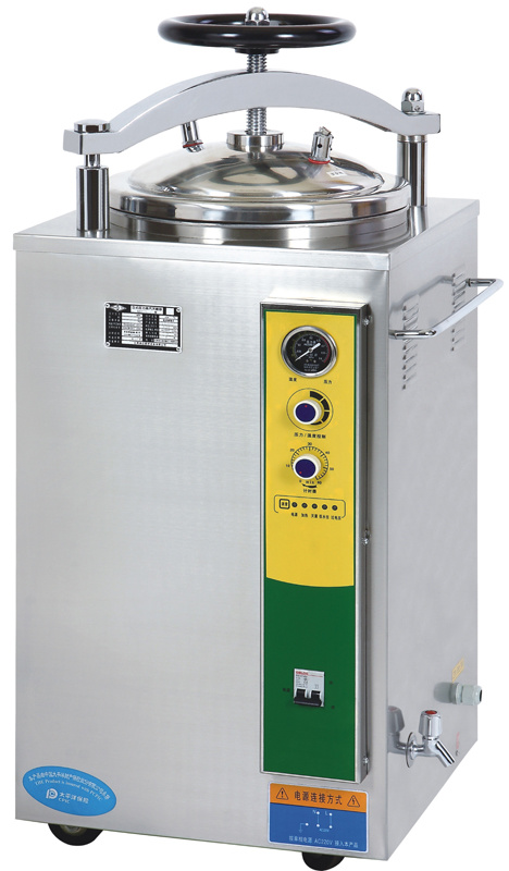 Have Stock in Factory 50L 100L 150L 200L 500L Medical Steam Sterilizer Autoclave