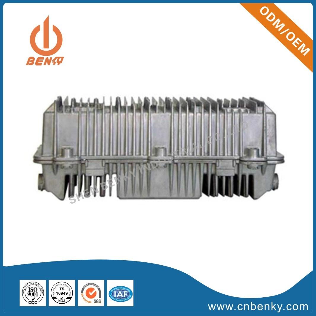 CNC Machining for Communication Parts