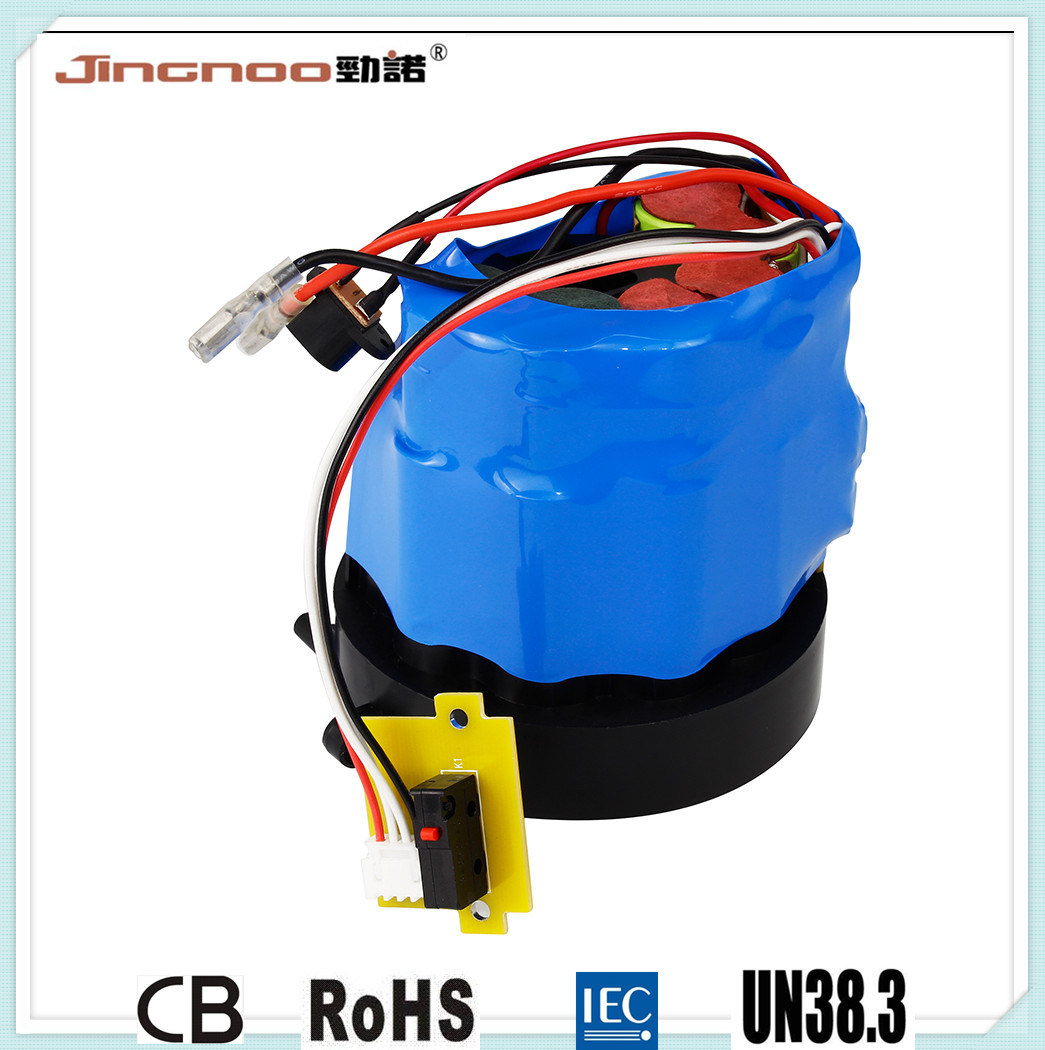Jingnoo Customized Lithium Ion Battery Pack 22V 2ah