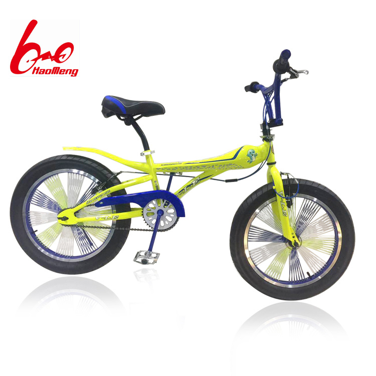 Colorful BMX Bicycle with Overstriking Frame for Adult