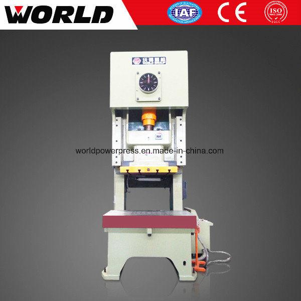C Frame Power Press Type Metal Punching Machine