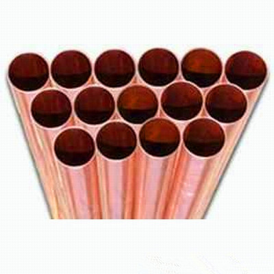 Copper Straight Tube, ACR Tube, ASTM-B280, Straight Pipe with Good Performance