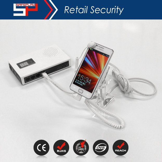 Sp3004 EAS Alarm Security Display for Mobile Phone