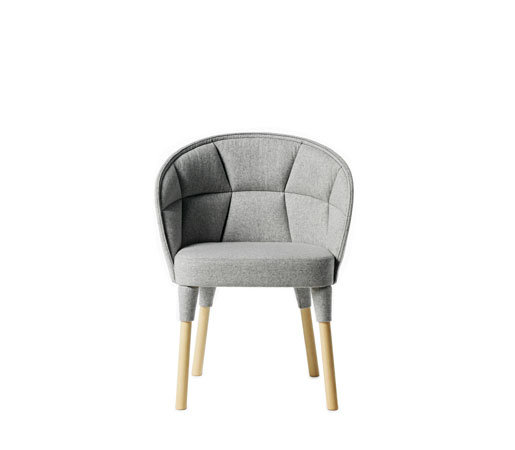 Modern MID Century Modern Furniture Restaurant Project Emily Chair