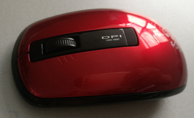 New Model 4D Wireless Optical Mini Computer Portable Mouse