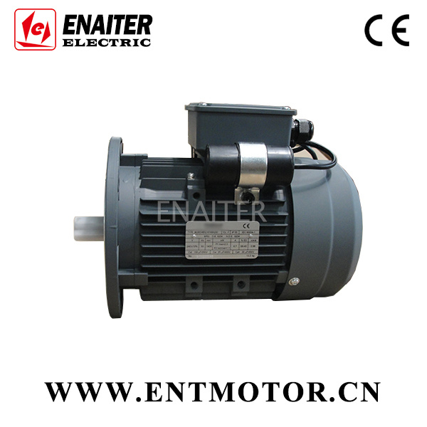 Customized Electrical Motor with Three Capacitors
