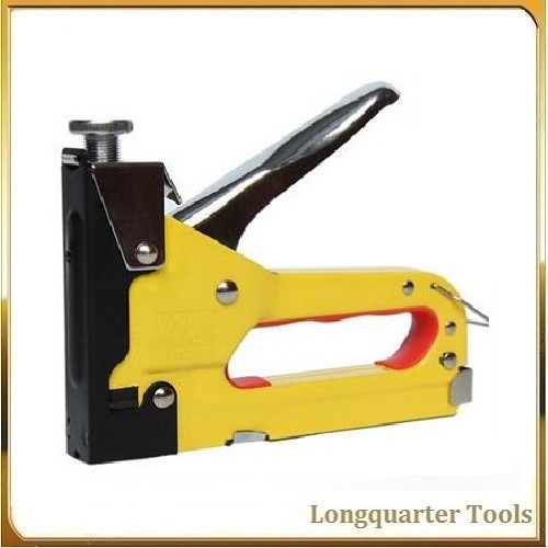 Hand Manual Tacker Staple Gun