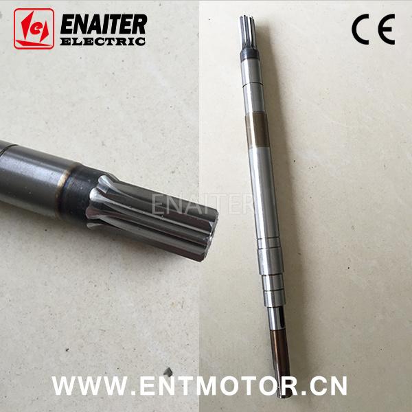 Gear Shaft Electrical Motor for Hoist