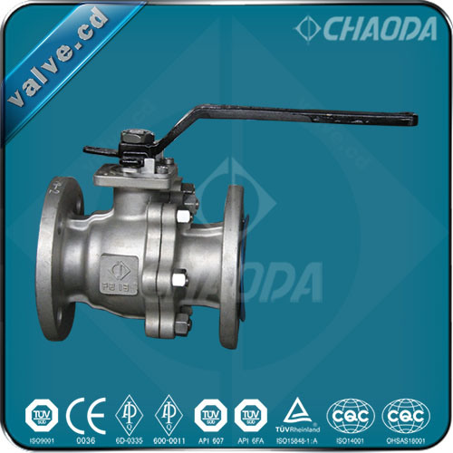 ANSI Standard Full Bore Floating Ball Valve