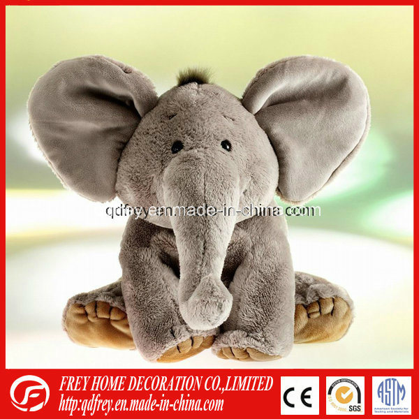 Hot Sale Plush Elephant Toy with Big Ear