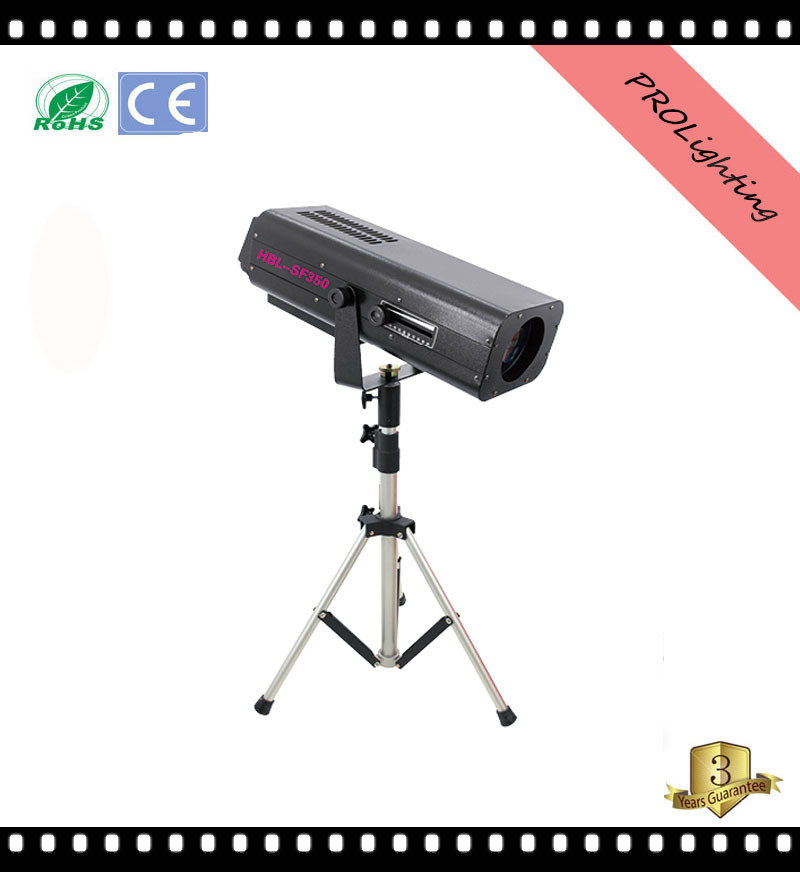 350W Follow Spot Light Stage Light Movable Spot Light