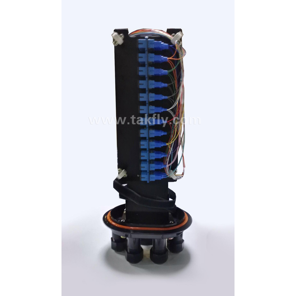 48 Ports Fiber Optic Splice Closure/Joint Closure