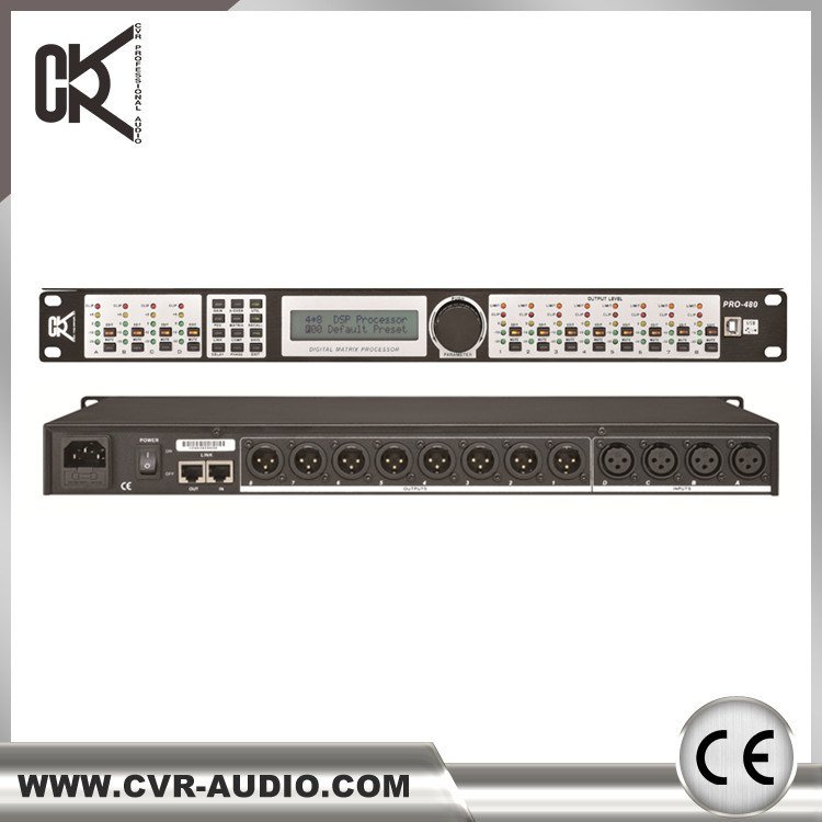 Speaker Processor DSP Digital Line Array Speaker Processor