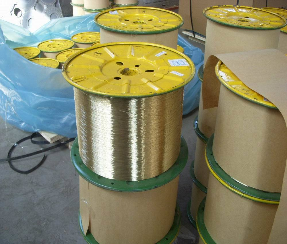 Brass Coated Steel Wire, Hose Reinforcement Wire, Copper Coated Steel Wire