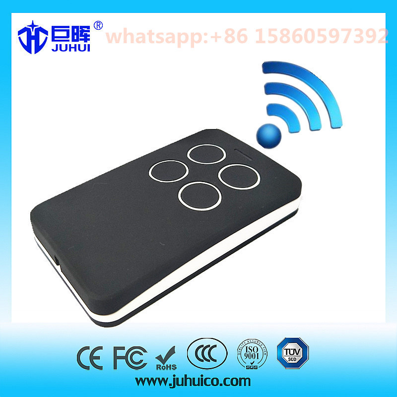 Multi-Frequency 280-868MHz RF Universal Remote Control for 260 Brands