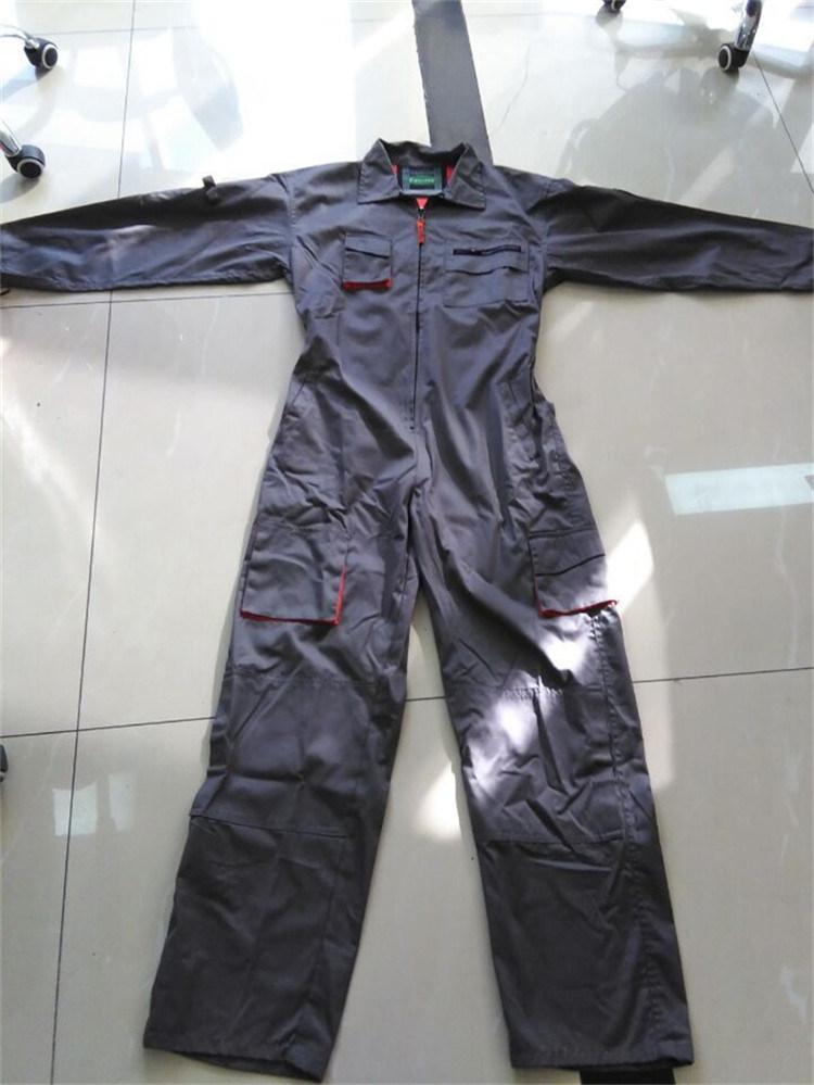 Long Sleeve Mining Work Coverall Mining Protective Clothing