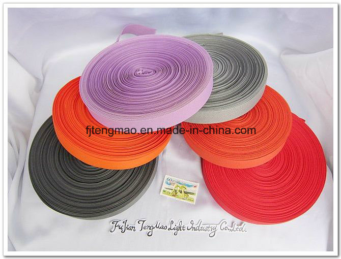 150d/300d Color Polyester Webbing for Bags