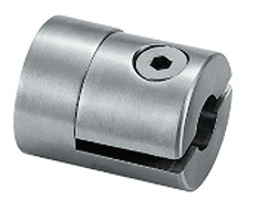 Stainless Staircase Handrail Fittings for Pipe Connector