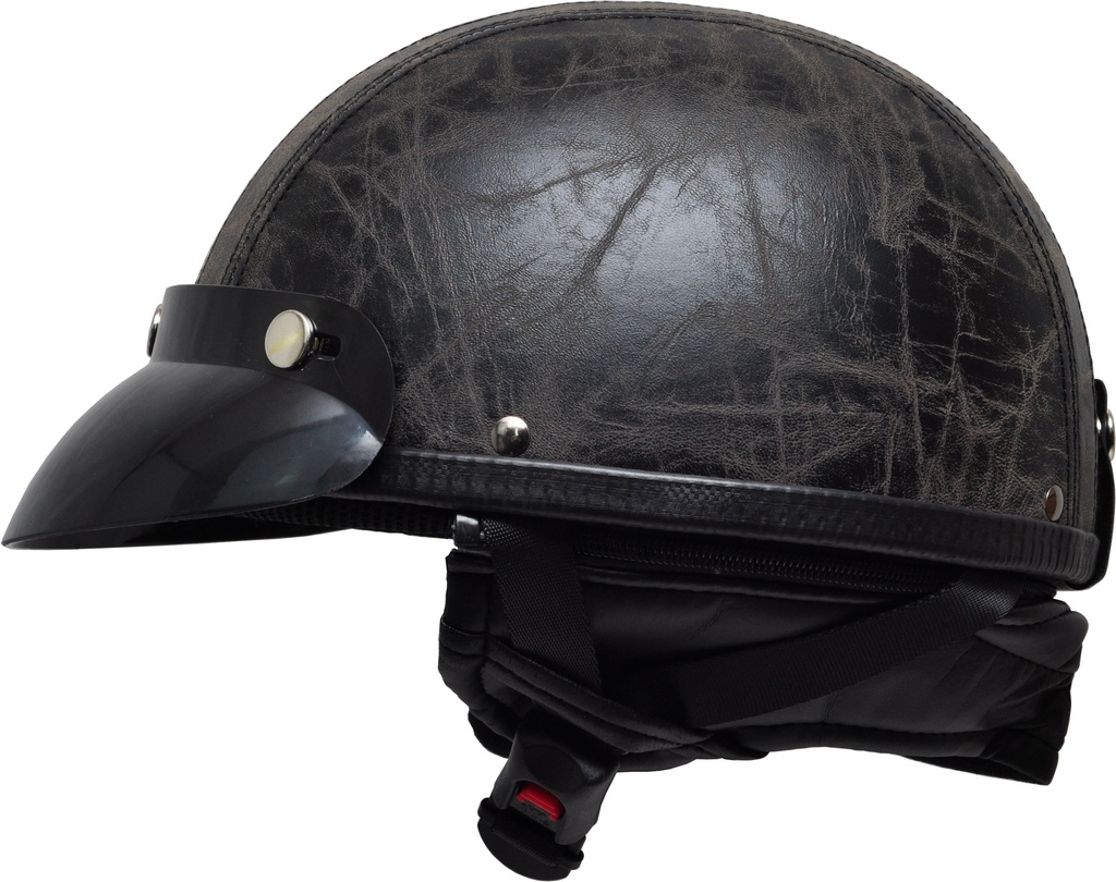Half Face of Helmet