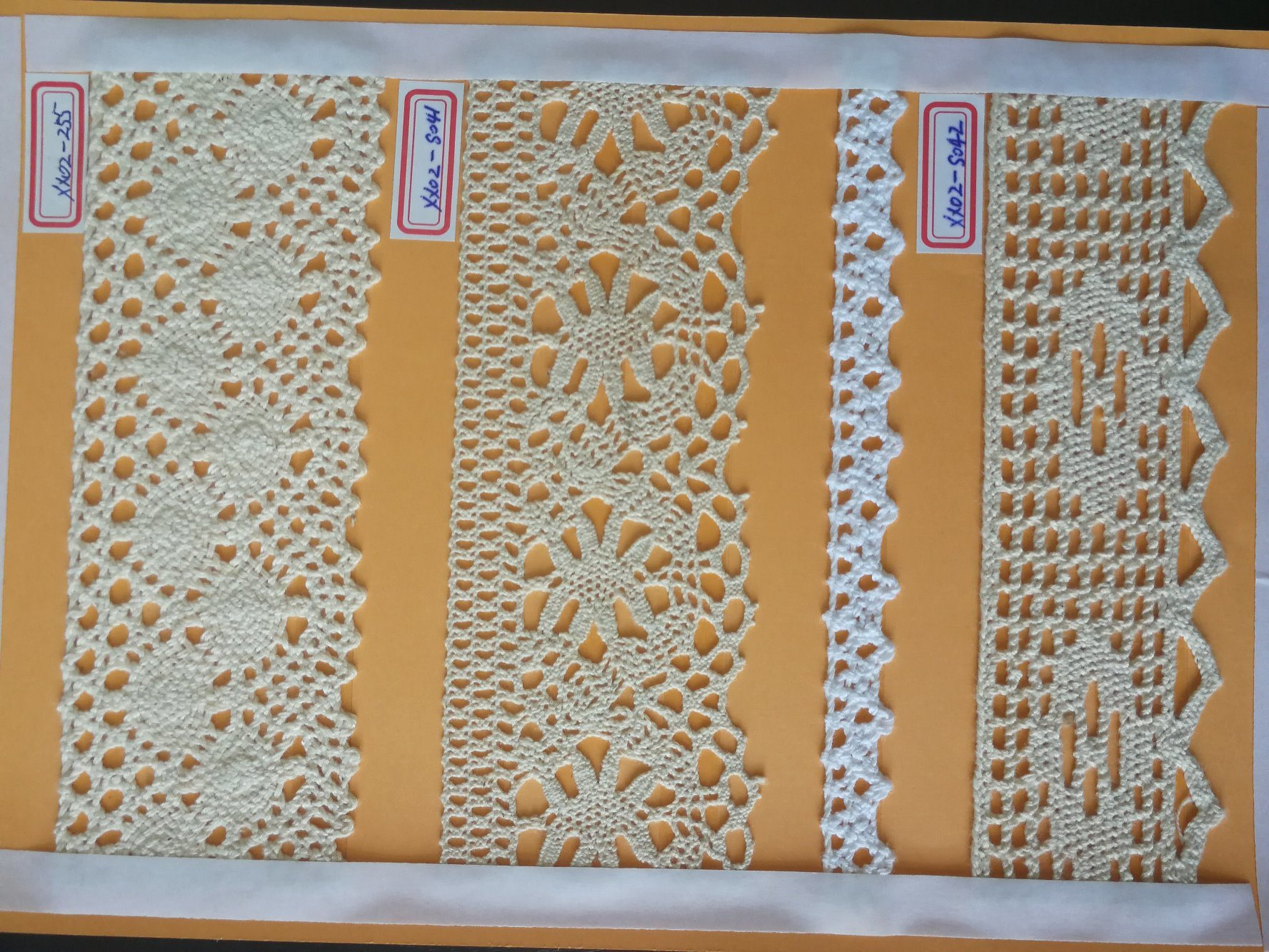 Cotton Yarn Computerized Lace Embroidery Machine