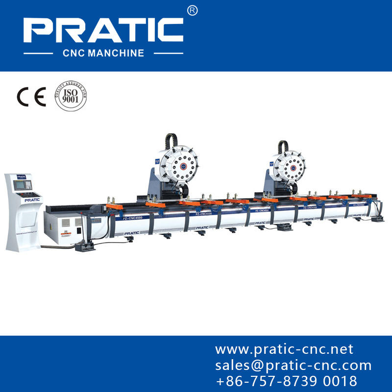 CNC Sheet Milling Machining Center-Pratic-Pza