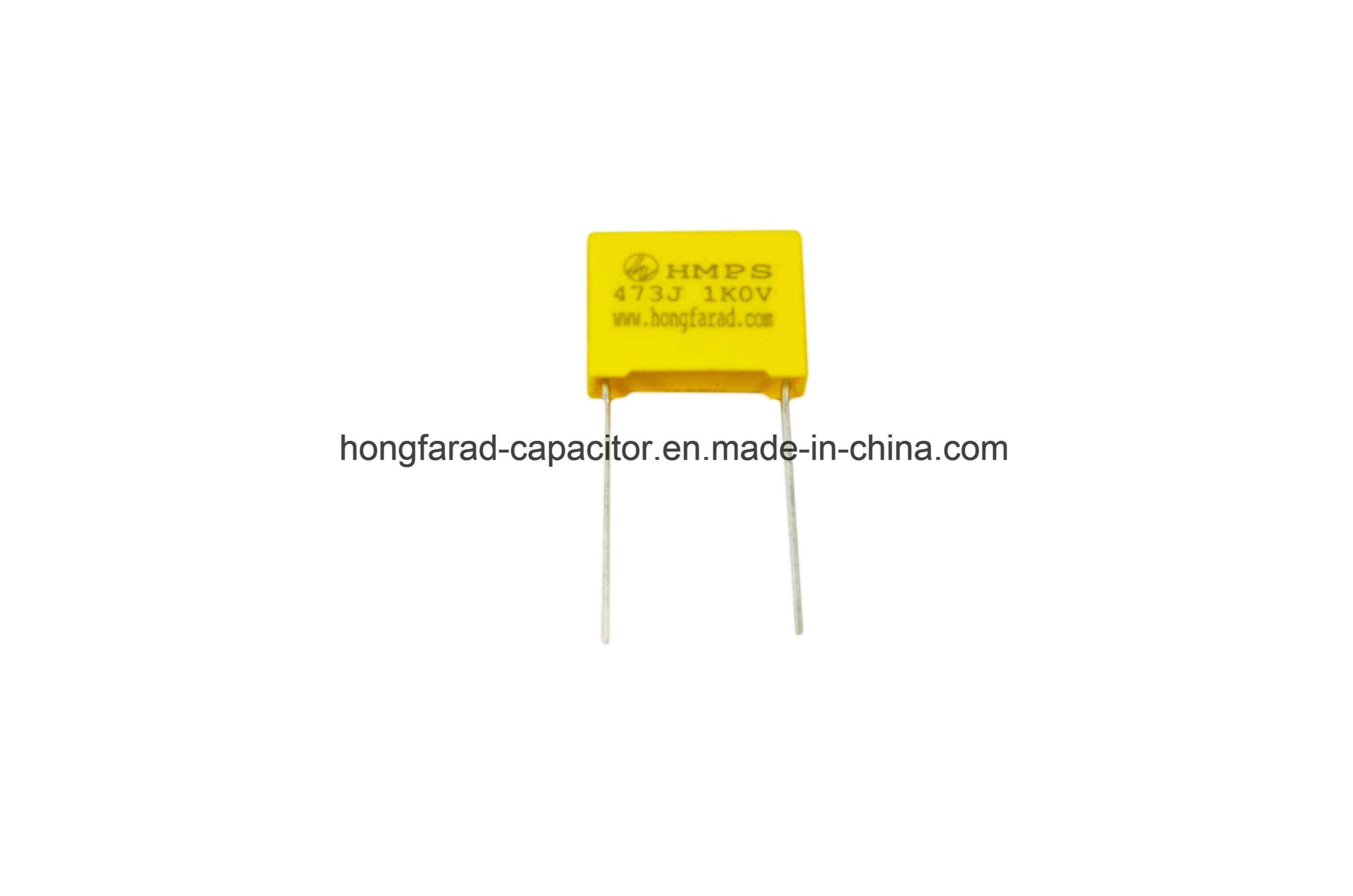 Metallized Polypropylene Film Capacitor with High Voltage MKP81 Mps