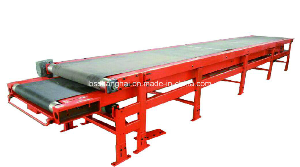 Draw out Belt Conveyor/ Double Deck/ Drawer Conveyor