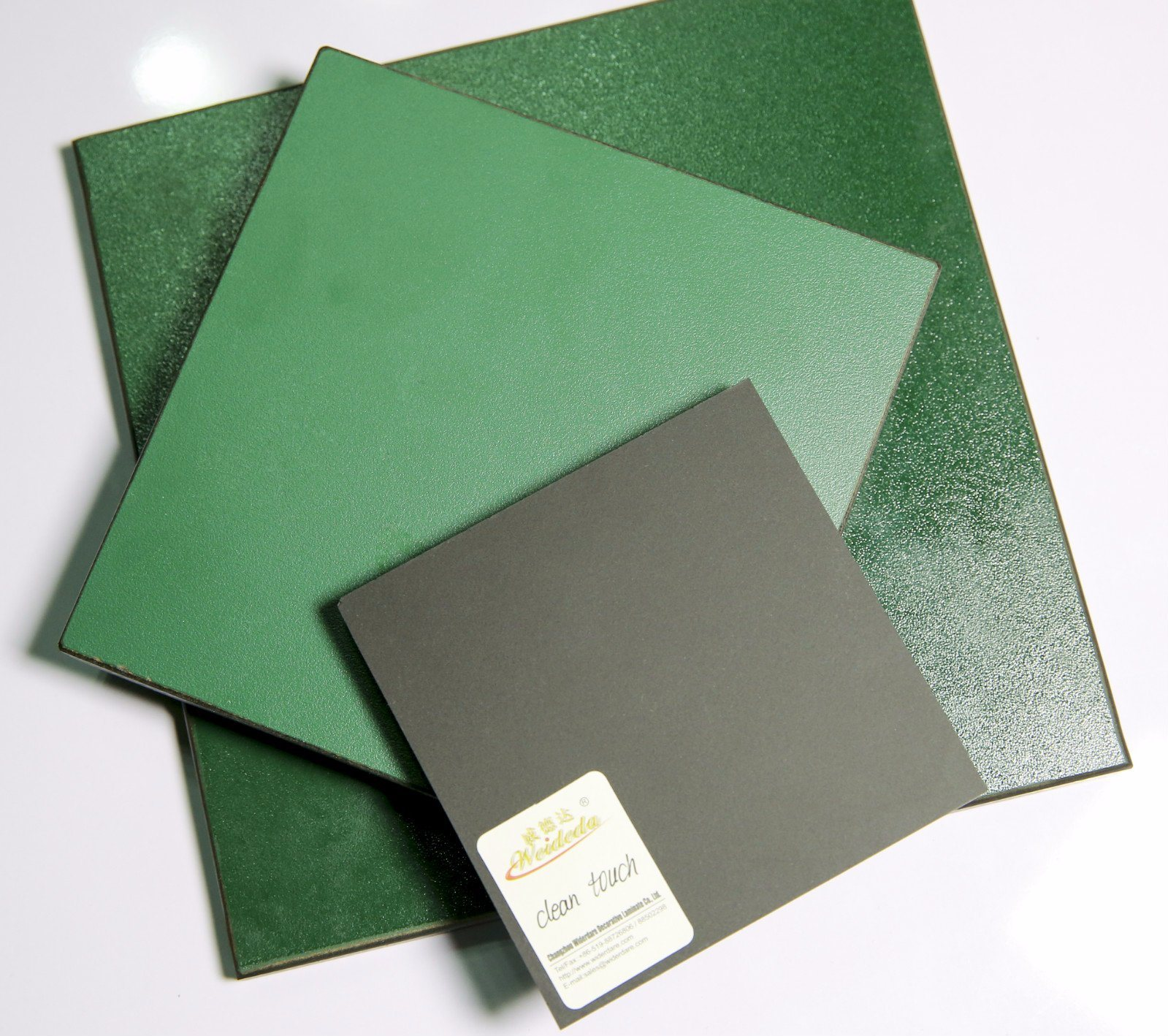 Sample of Compact Laminate Board/Sheet (HPL)