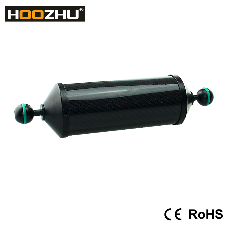 Hoozhu Fs21 Aluminum Carbon Fiber Fiber Floating Arm Support for Diving Camera
