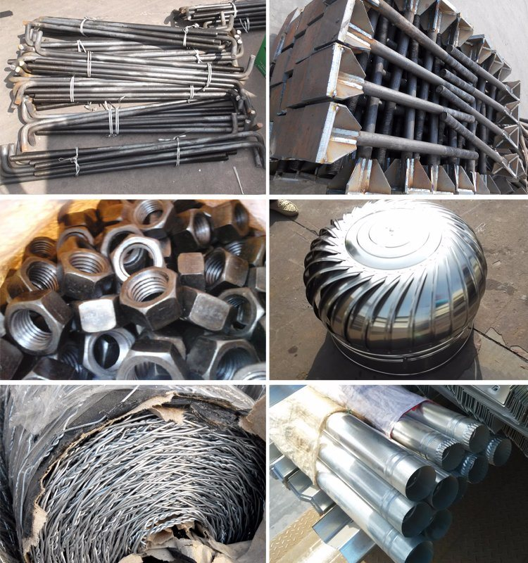 Pre-Engineered Multi-Storey Steel Structure Prefab/Prefabricated Buildings