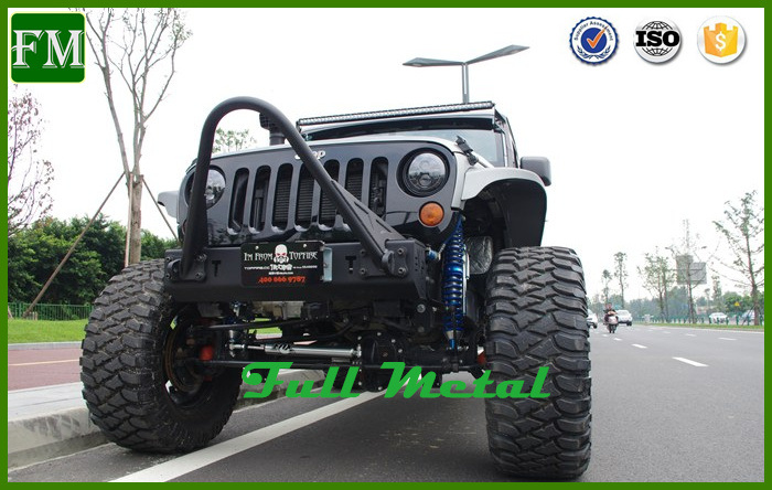 Evo Bumper Guard for Jeep Wrangler Jk 2007-2015
