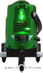 Green Beam Multi Line Self- Leveling Laser Level 2V1h Vh800