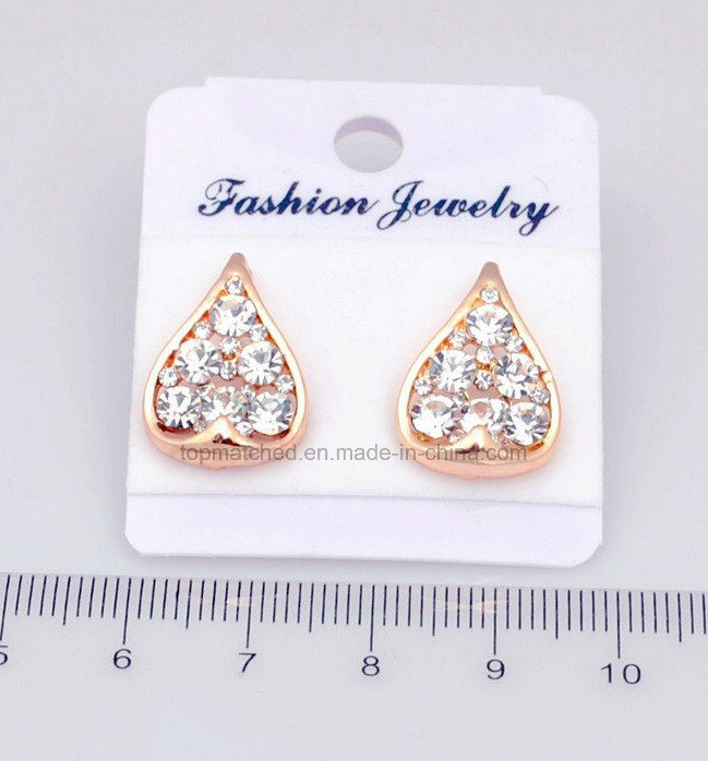 Aretes Dijes Pendientes PARA Dama Water Drop fashion Charm Stud Earrings Fashion Jewelry