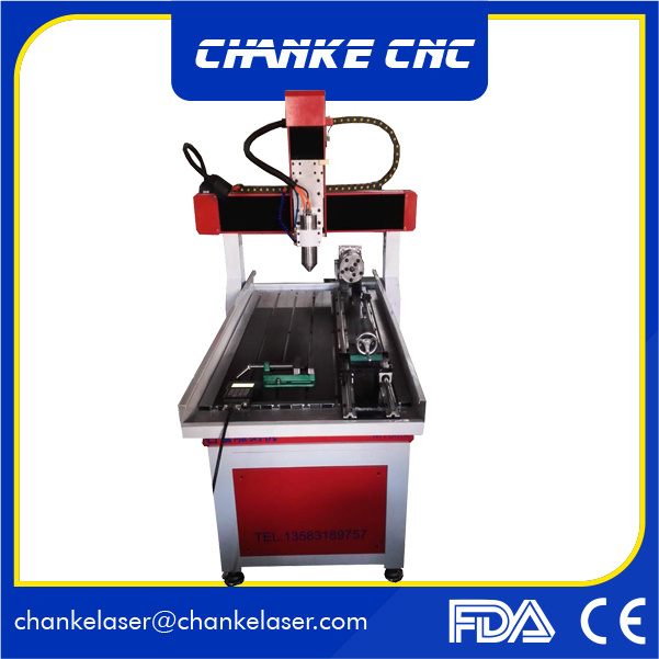 Mini Advertising CNC Router for Wood Metal Aluminium