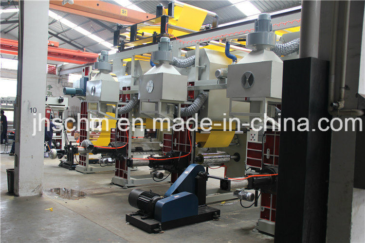 Multicolor Rotogravure Printing Machine for Paper, PVC, PE, Foil