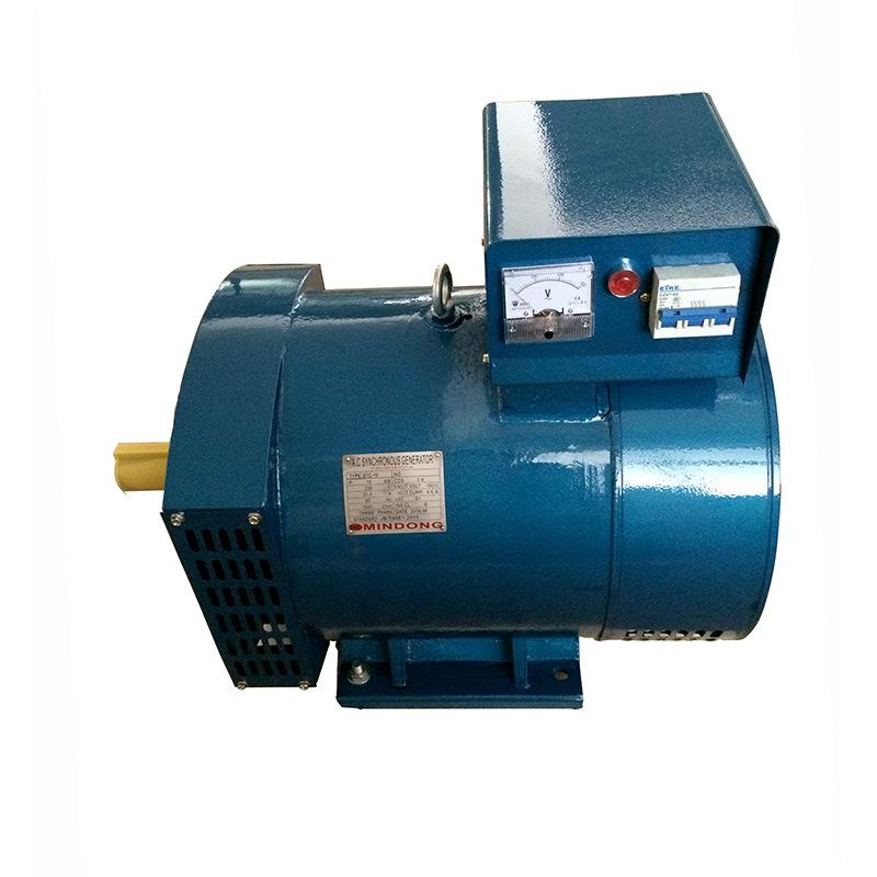 St/Stc Series Single/Three-Phase AC Synchronous Alternators Stc-7.5kw