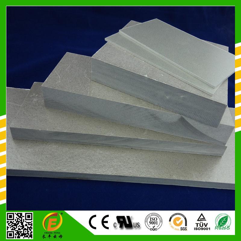 Rigid Insulation Mica Sheet HP5