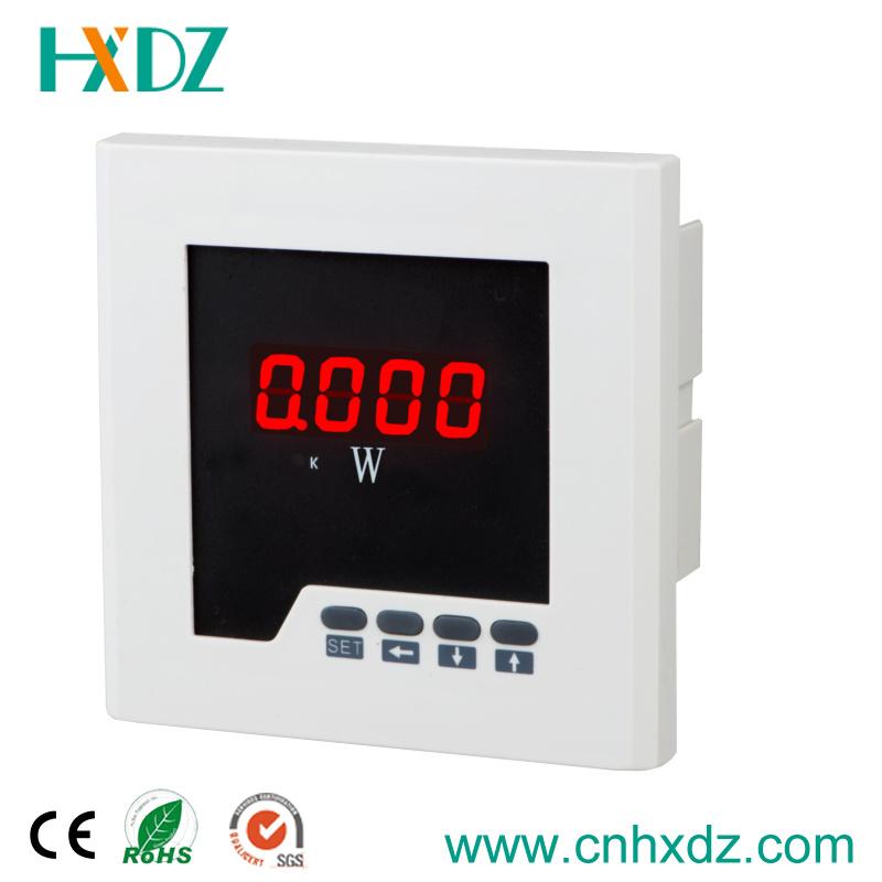 LCD Display Three Phase Digital Power Meter