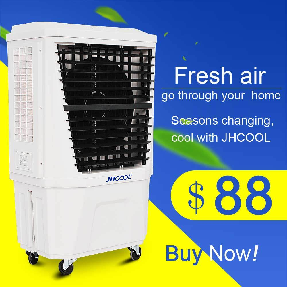 Mini Office Portable Evaporative Air Cooler with Cheap Price