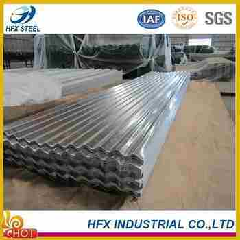 32 Gauge Galvanized Corrugated Steel Sheet